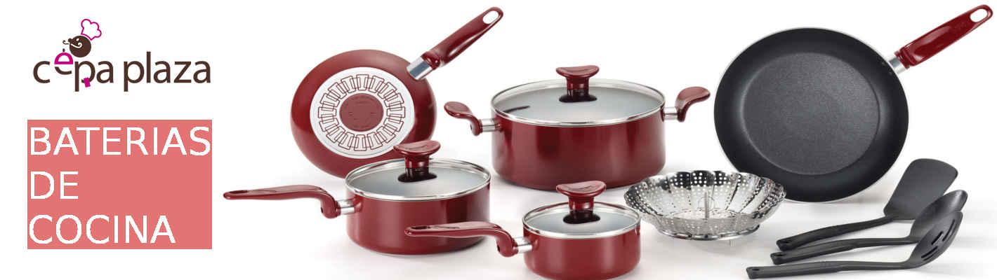 Compre baterias de cocina online en cepa plaza hosteleria for Pilas de cocina