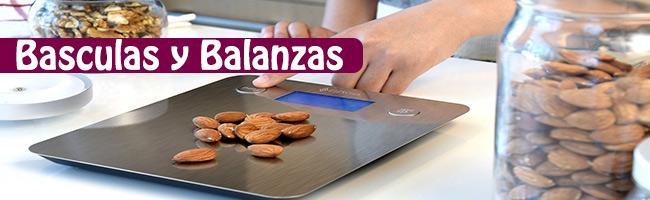 Basculas y Balanzas