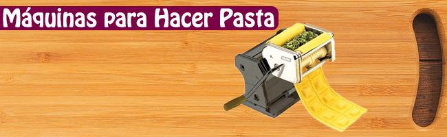 Maquinas para Pasta