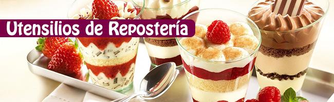 Menaje de hosteler a utensilios de reposteria baratos for Utensilios de menaje