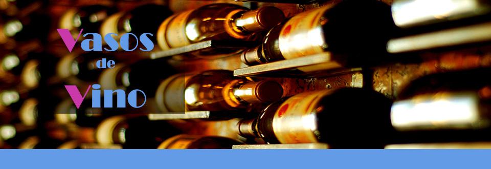 Vasos de Vino y Vermut