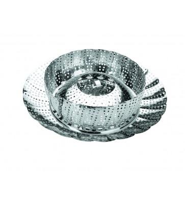 HERVIDOR EXTENSIBLE 28 CMS INOX