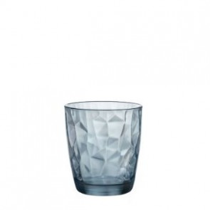 VASO AGUA DIAMOND 30,5 CL OCEAN BLUE