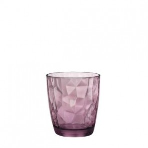 VASO AGUA DIAMOND 30,5 CL ROCK PURPLE