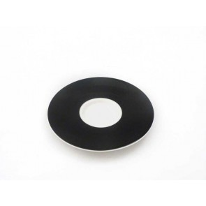 PLATO CAFE ROYAL PORCELAIN JEWELRY BLACK 12 CMS