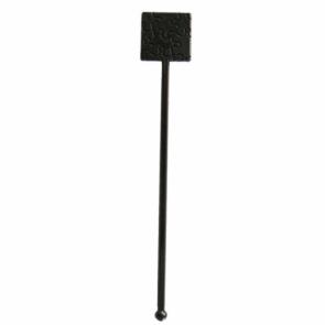 Agitadores Garcia De Pou 18,5 Cms Negro Paq-100Paq-100