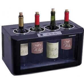 ENFRIADOR SOBREMESA CAVANOVA WINE OPEN WINE 4 BOTELLAS OW004