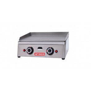 FRYTOP GAS 590X300X230 GI30