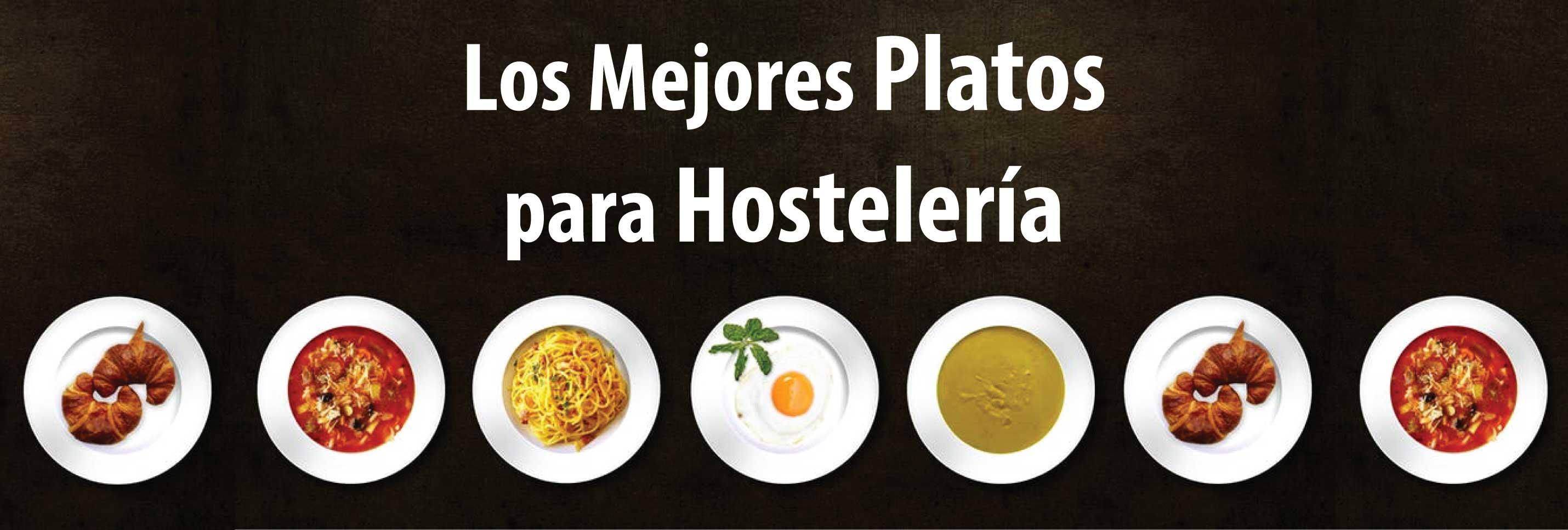 Platos para Hostelería
